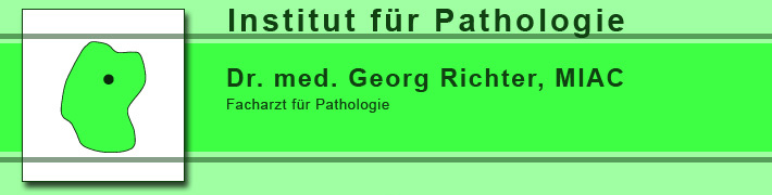 Institut f�r Pathologie - Dr. med. Georg Richter